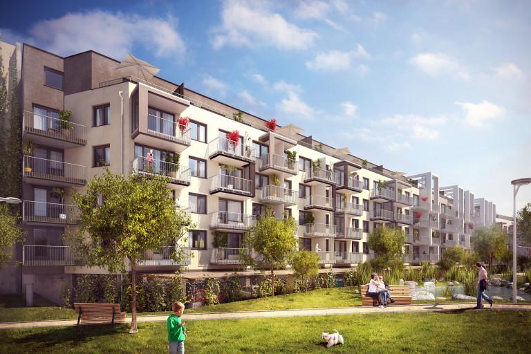 FINEP rozšiřuje svoji nabídku družstevního bydlení v Praze