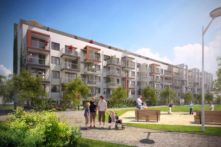 Družstevní bydlení: zájem roste