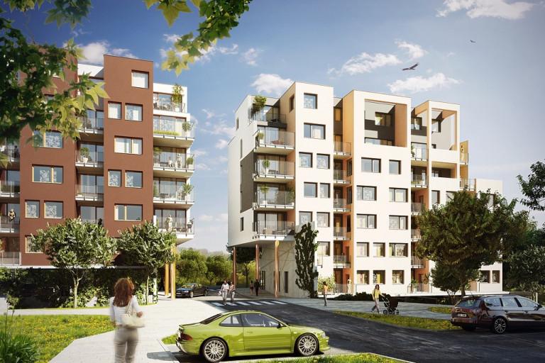 Družstevní byty starších ubývá, ale developeři stavějí nové
