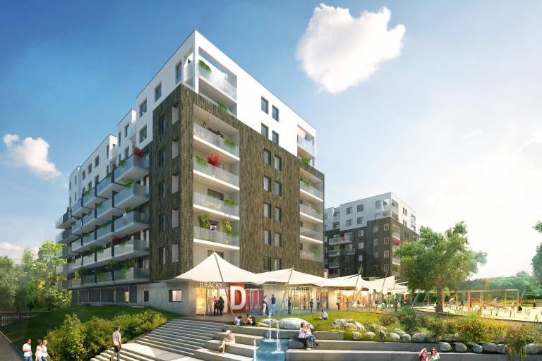 V Praze přibývají nové družstevní byty