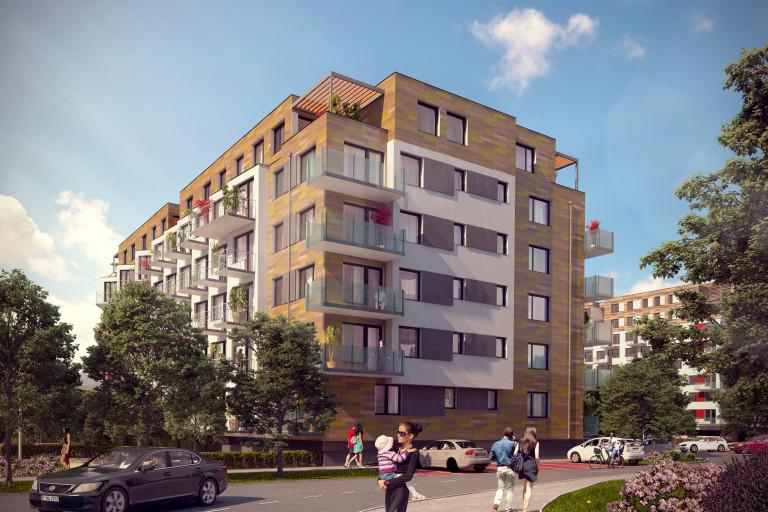 Družstva mohou rozhýbat bytovou výstavbu